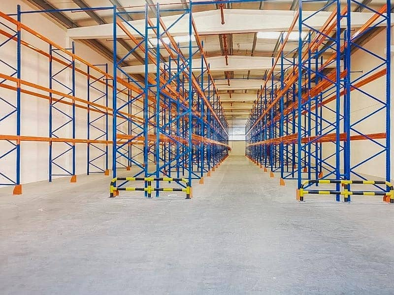 13 Warehouse with Racking | Offices | NO Tax