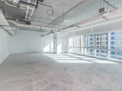Office for Sale in Barsha Heights (Tecom), Dubai - Shell and Core | Office | Direct access to Metro