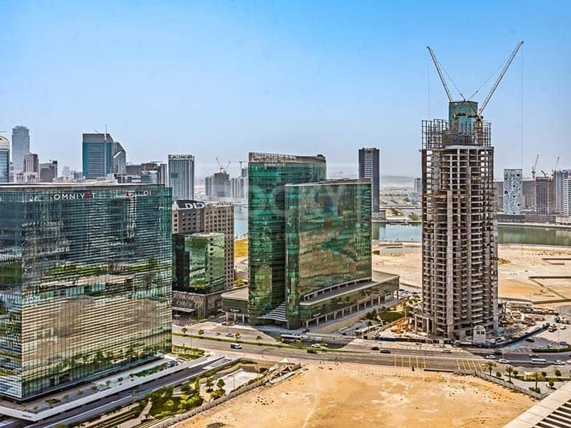 13 3 Bed plus Maids | 2 Parking | Business Bay