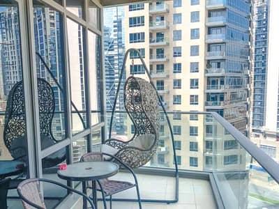 فلیٹ 1 غرفة نوم للبيع في وسط مدينة دبي، دبي - 1-Bed | with Outdoor Terrace | Downtown