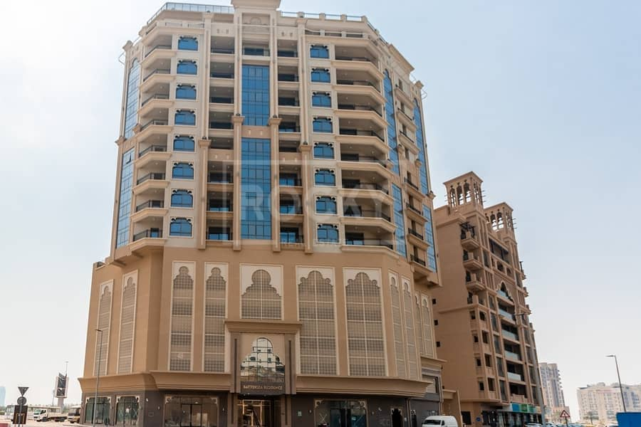 Full Building | Mixed-Use | Al Jaddaf
