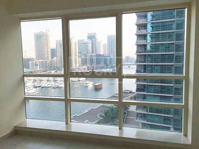 شقة 1 غرفة نوم للبيع في دبي مارينا، دبي - Lower Floor | 1-Bed plus Study | Dubai Marina