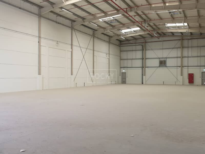 2 Brand New Warehouse | for RENT in DIC | NO govt TAX