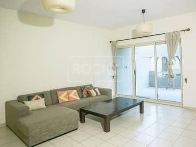 فلیٹ 1 غرفة نوم للبيع في الروضة، دبي - Furnished | 1-Bed | Road View | Samar 4