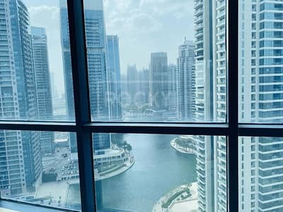 Office for Rent in Jumeirah Lake Towers (JLT), Dubai - Fitted Office | Lake View | Close to Metro | JLT