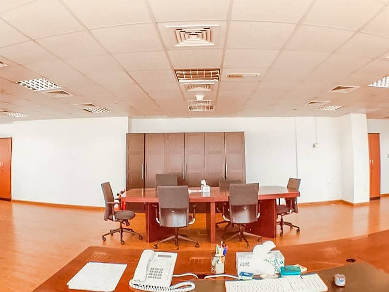 2 Fitted-Furnished Office in Jumeirah Lake Towes