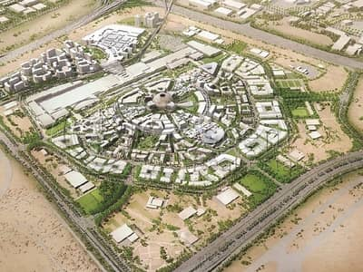 Plot for Sale in Dubai Science Park, Dubai - G+19 | Residential Plot | Up to 4 Years Payement Plan
