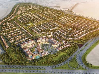 Mixed Use Land for Sale in Dubailand, Dubai - G+15 | Residential plus Retail | Up to 4 Years Payement Plan