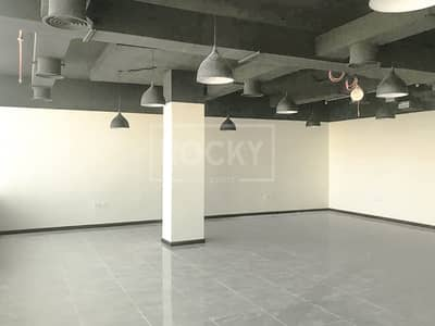 مکتب  للبيع في مجمع دبي للاستثمار، دبي - Fitted Open Office for Sale with Flooring Ceiling Done