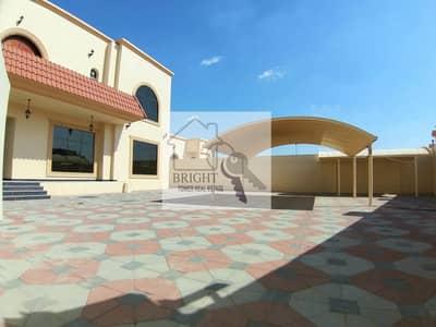 فیلا 6 غرف نوم للايجار في زاخر، العین - Amazing 6BHK Duplex Separate Villa With Balcony For Rent Zakhir 110K