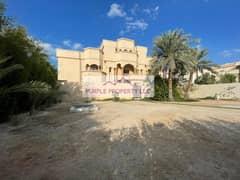 Big PLOT -Best Investment -Prime Location - Big CORNER Villa  for sale