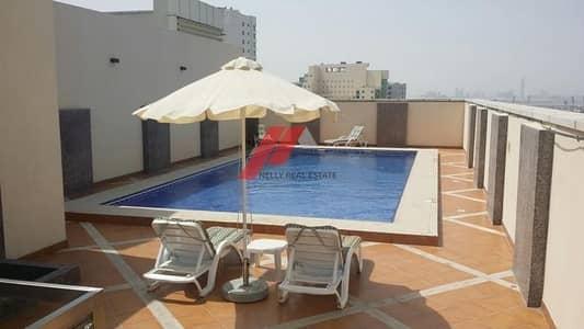 Studio for Rent in Al Nahda, Dubai - No Deposit !! Chiller Free (( 1 Month Free )) Luxury Studio Apt Kitchen Appliances Free All Faciliti...