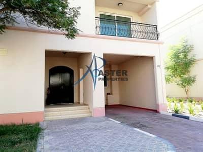 فیلا 3 غرف نوم للايجار في مدينة بوابة أبوظبي (اوفيسرز سيتي)، أبوظبي - Excellent 3BR+M | 24/7 Security | Community Pool/Gym | Seashore Villas