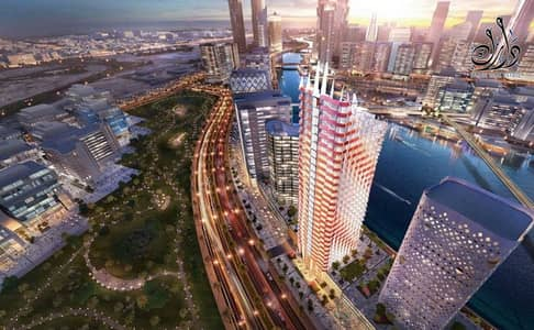 Studio for Sale in Business Bay, Dubai - Studio in Business Bay I Canal View I Ready within 3 months.