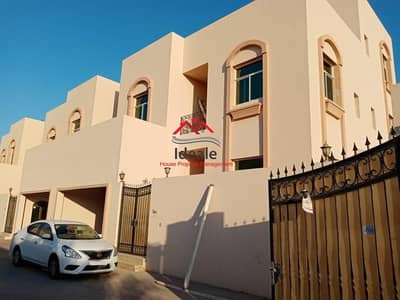 5 Bedroom Villa Compound for Rent in Shakhbout City (Khalifa City B), Abu Dhabi - Spectacular