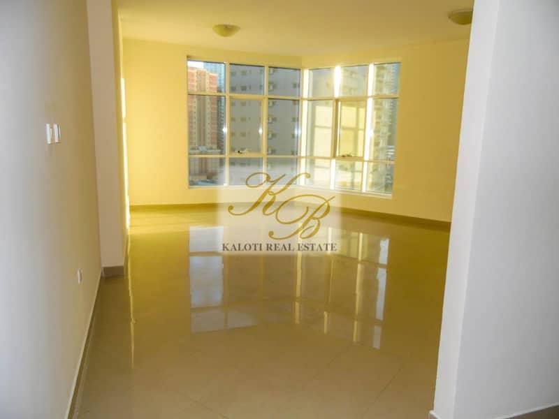 2BHK | Close Kitchen | 1 Month Free | Good View - Aryana Tower