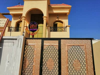 5 Bedroom Villa for Sale in Al Mowaihat, Ajman - Villa for sale in Arabic, personal finishing