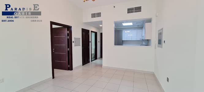 1 Bedroom Apartment for Rent in Dubai Studio City, Dubai - Fully Maintained 1 Bedroom I Vacant I Unfurnished I Big Balcony