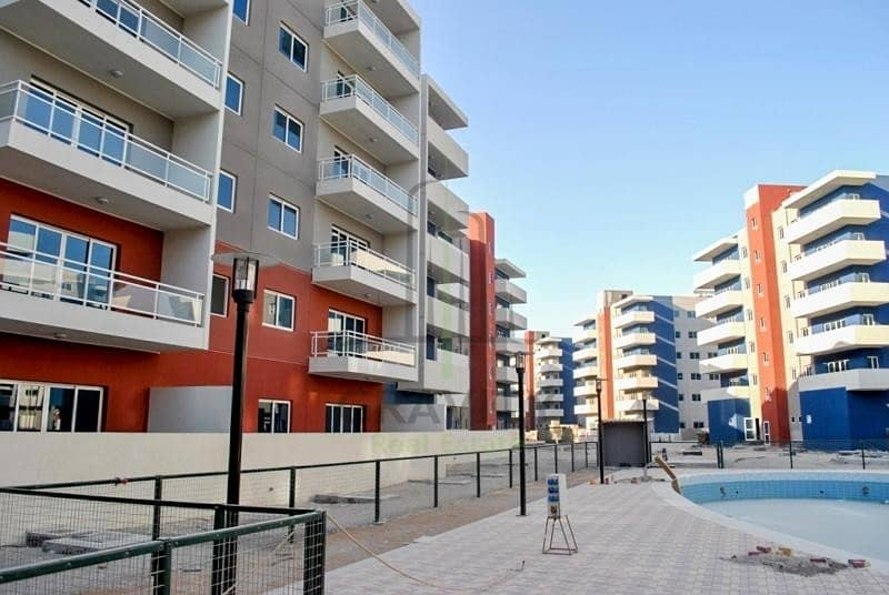 Great Investment 1 BR Apartment in Al Reef Downtown