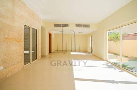 5 Bedroom Villa for Rent in Al Raha Gardens, Abu Dhabi - Lavish Living 5BR Villa W/ Own Pool | Inquire Now