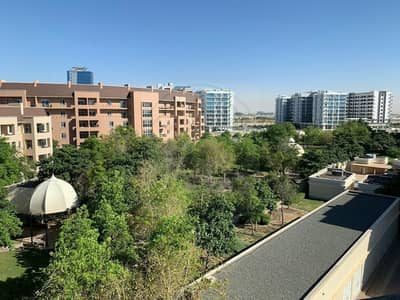 Studio for Rent in Motor City, Dubai - Amazing Biggest Studio Full Garden View