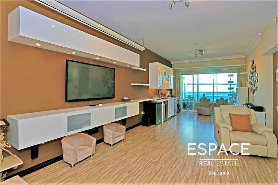 High Floor | Upgraded | Marina Skyline View | Unfurnished