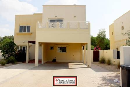 فیلا 4 غرف نوم للايجار في السهول، دبي - SINGLE ROW | TYPE 2 | 4BR VILLA