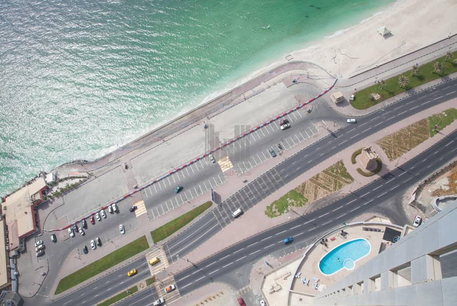 2 WIFI | Fully Furnished | 1 BHQ | Corniche | For rent Monthly