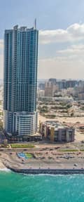 4 WIFI | Fully Furnished | 1 BHQ | Corniche | For rent Monthly