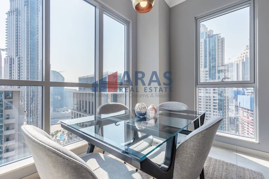 2 Immaculate Large 1Bed Stunning View High Floor