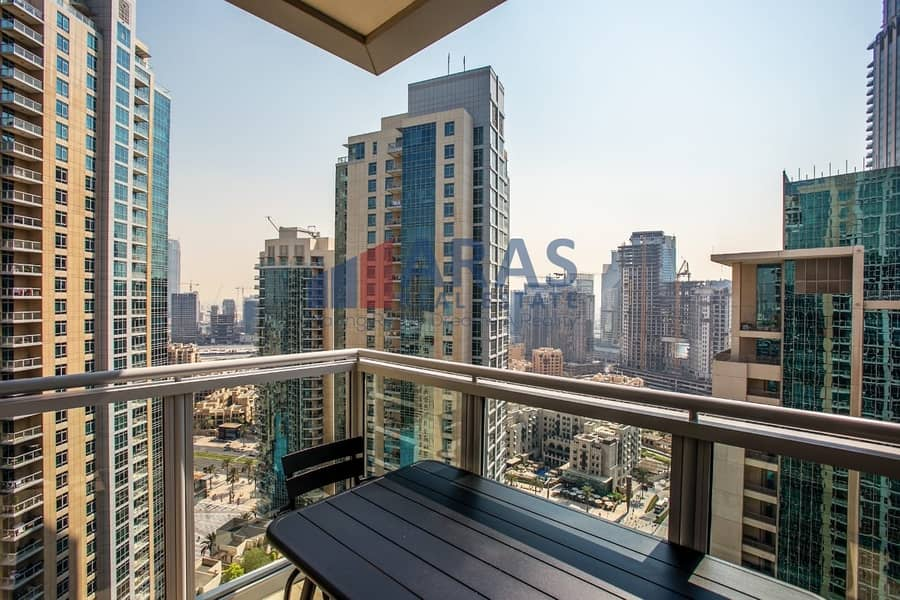 9 Immaculate Large 1Bed Stunning View High Floor