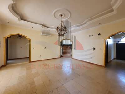 فیلا 6 غرف نوم للايجار في الجيمي، العین - Luxurious layout with Big Private Yard and Garden