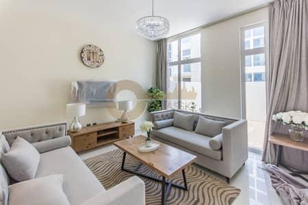 تاون هاوس 3 غرف نوم للايجار في أكويا أكسجين، دبي - Brand New| Fully Furnished| 3bed+maids| Pacifica