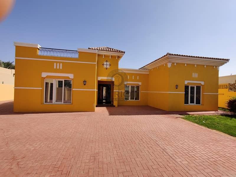 Beautiful  3BR Independent Villa In Al Warqaa 4