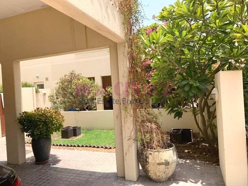 11 Type 3 | 3BR Villa | Rented | Landscape Garden