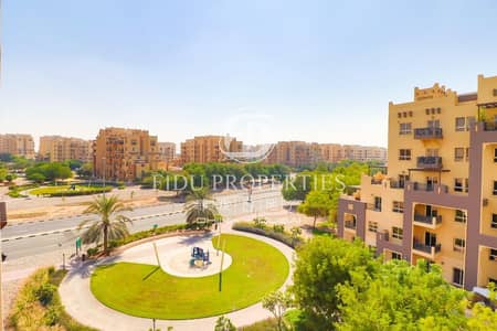 2 Bedroom Apartment for Rent in Remraam, Dubai - Vacant | Family Surrounding | Facing Garden