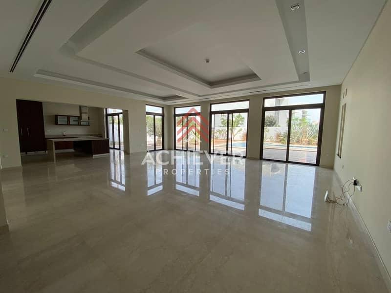 6 Bedroom | Modern Arabic Style | Landscaped