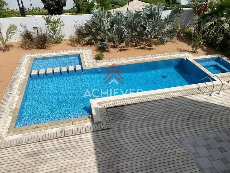 10 6 Bedroom | Modern Arabic Style | Landscaped