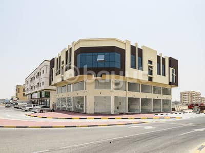 Office for Rent in Al Jurf, Ajman - Large office fit clinic