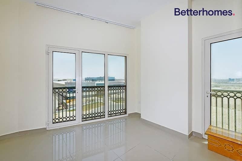 2 Balcony | Rented | East Quarter | Community View