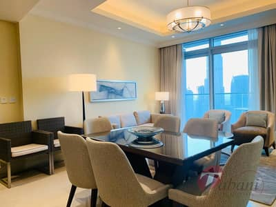 2 Bedroom Flat for Sale in Downtown Dubai, Dubai - Spacious Unit | Luxury Living  | Stunning View