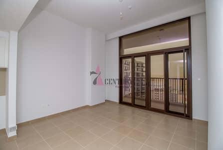 فلیٹ 2 غرفة نوم للايجار في تاون سكوير، دبي - High Floor   Pool View   2 Bedroom Apartment