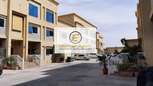 2 Bedroom Apartment for Rent in Between Two Bridges (Bain Al Jessrain), Abu Dhabi - amazing huge 2 bedrooms with balcony and back yard close to 'union' coop .