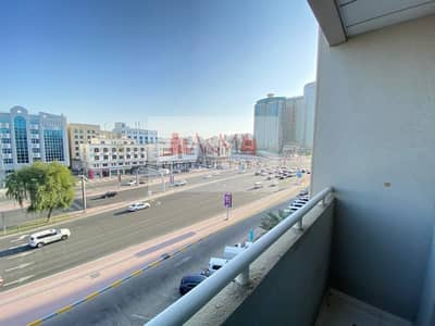 HOT DEAL.: One Bedroom Apartment with Balcony in Defence street for AED 40