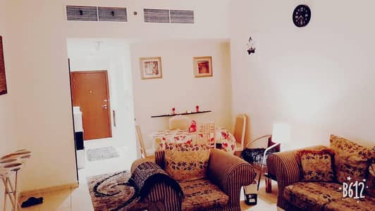 1 Bedroom Apartment for Rent in Al Sawan, Ajman - 1 Bedroom Hall stylish Furnished  available for rent