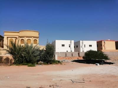 Plot for Sale in Al Mowaihat, Ajman - Corner land for sale in Al Mowaihat 1
