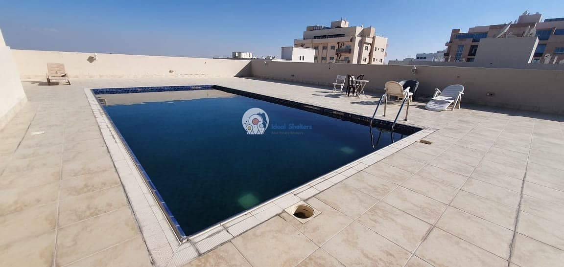 11 SAMI BRAND NEW 1BHK WITH GYM/POOL