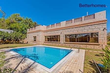 6 Bedroom Villa for Rent in Umm Suqeim, Dubai - Amazing villa/Swimming pool /2 kitchen/Modern