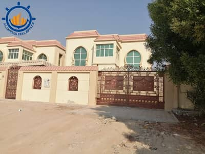 Villa for rent in Ajman at a great price, large room spaces and excellent location