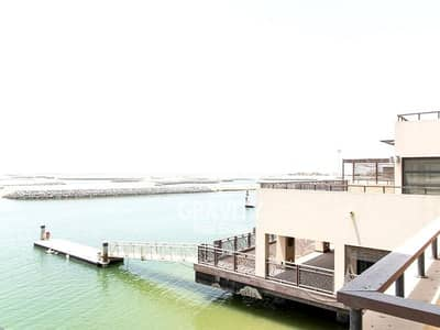 5 Bedroom Villa for Sale in Al Gurm, Abu Dhabi - Grand Villa W/ own Yacht Dock | Inquire Now